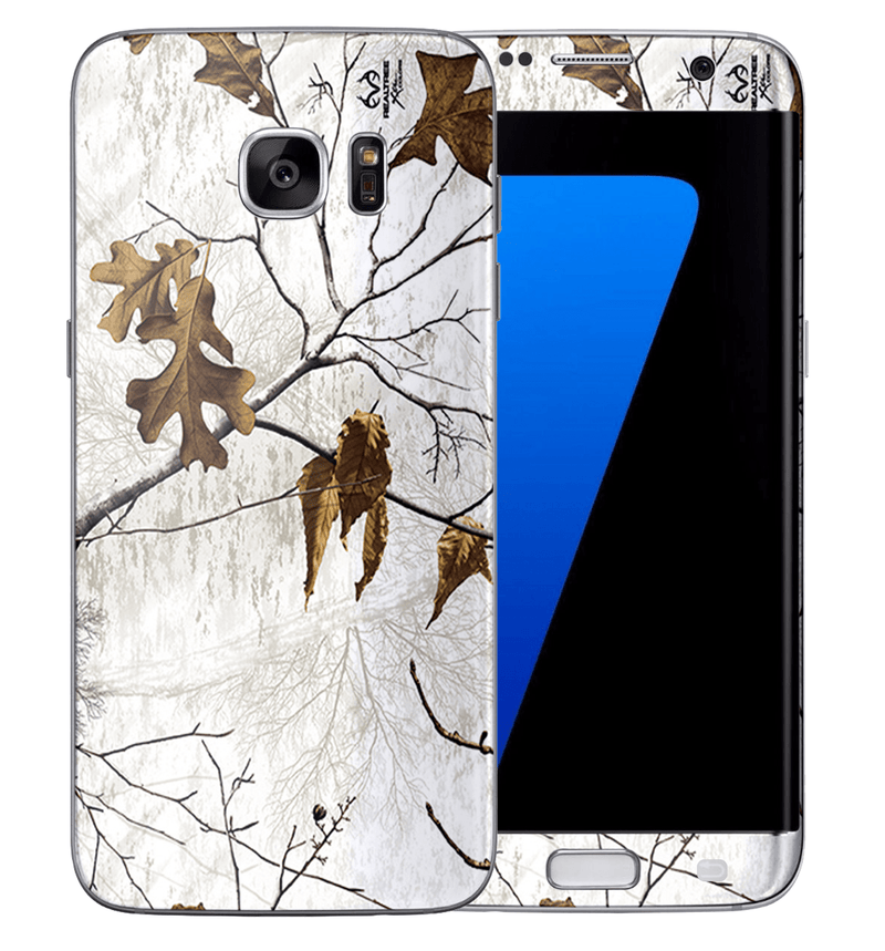 Galaxy S7 Edge Camo Collection - JW Skinz