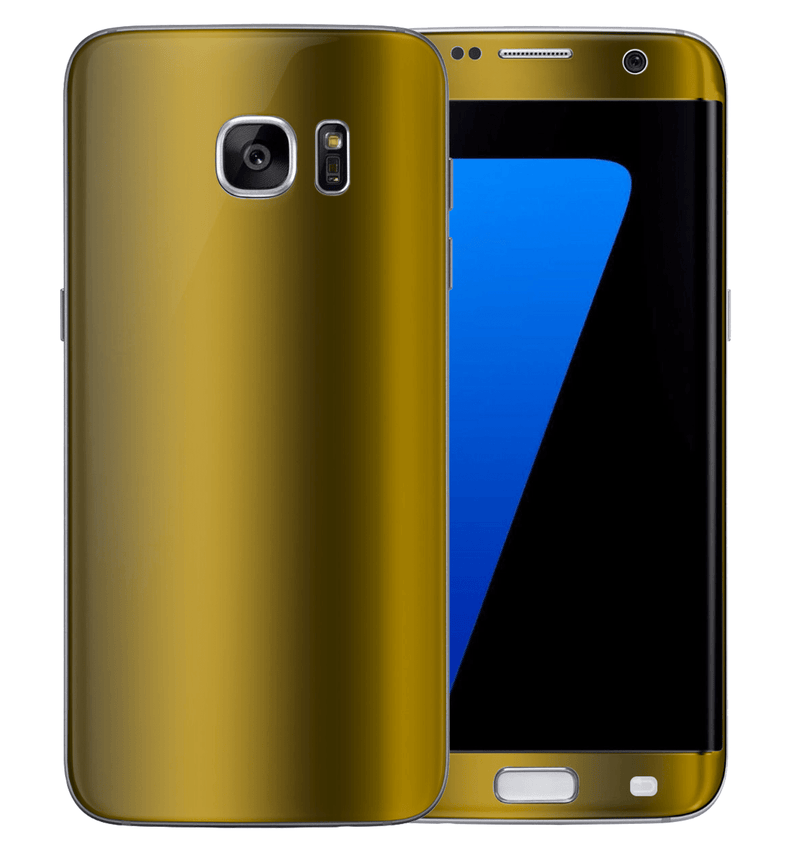 Galaxy S7 Edge Chrome Collection - JW Skinz