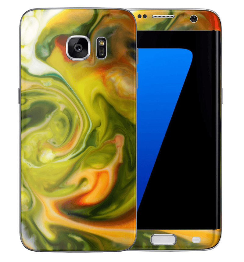 Galaxy S6 Edge Plus Marble Collection - JW Skinz
