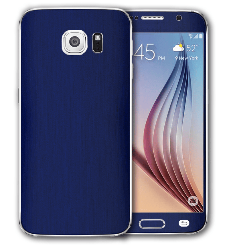 Galaxy S6 Brushed Aluminum Collection - JW Skinz