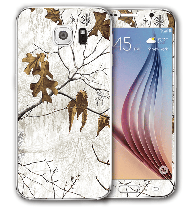 Galaxy S6 Camo Collection - JW Skinz