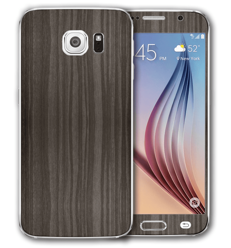 Galaxy S6 Woodgrain Collection - JW Skinz