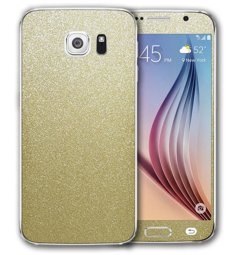 Galaxy S6 Sparkle Collection - JW Skinz