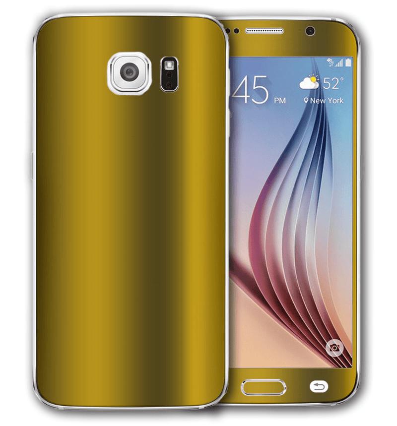 Galaxy S6 Chrome Collection - JW Skinz
