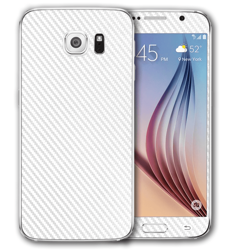 Galaxy S6 Carbon Collection - JW Skinz