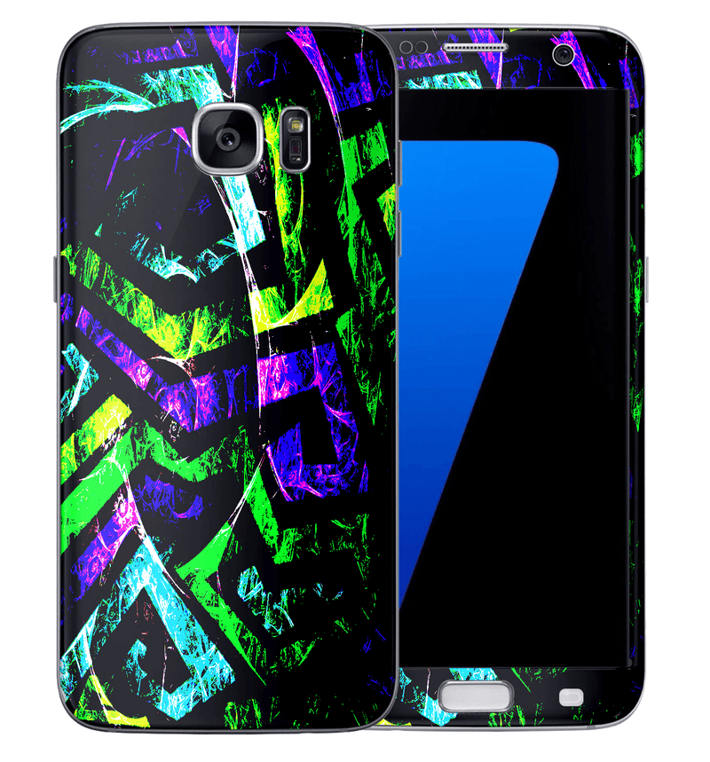 Galaxy S7 Abstract Collection - JW Skinz