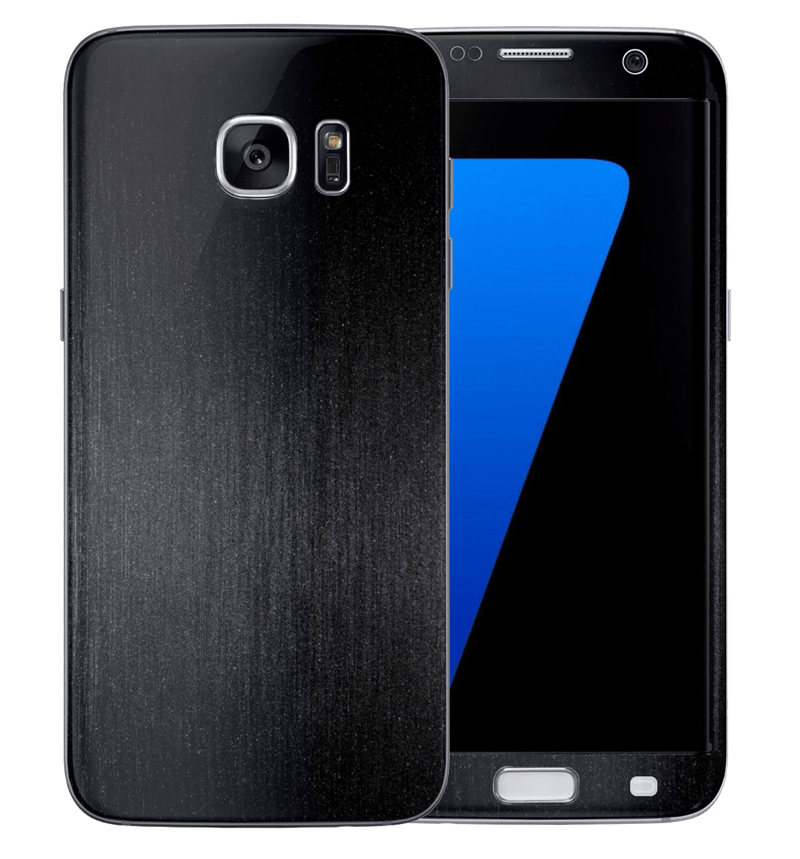 Galaxy S7 Brushed Aluminum Collection - JW Skinz