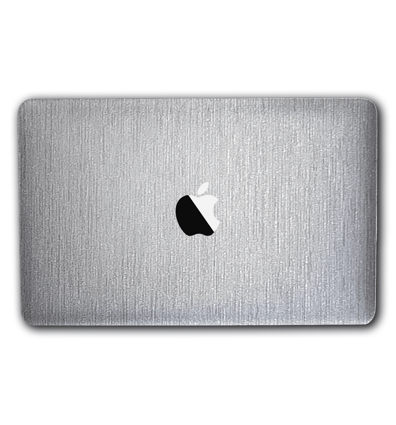 "Macbook 12"" Brushed Aluminum Collection - JW Skinz"
