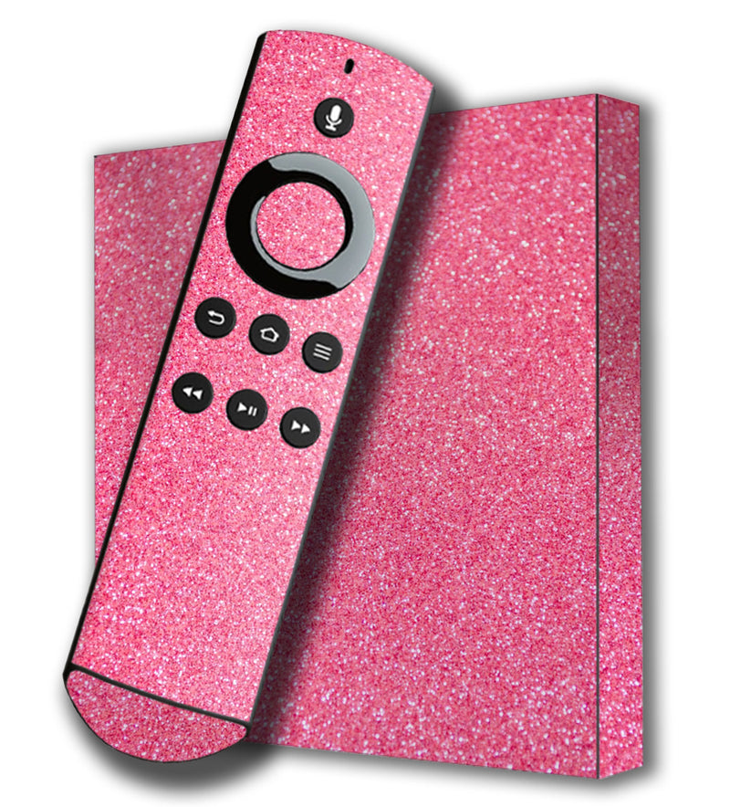 Amazon Fire TV 4K Skins Sparkle - JW Skinz