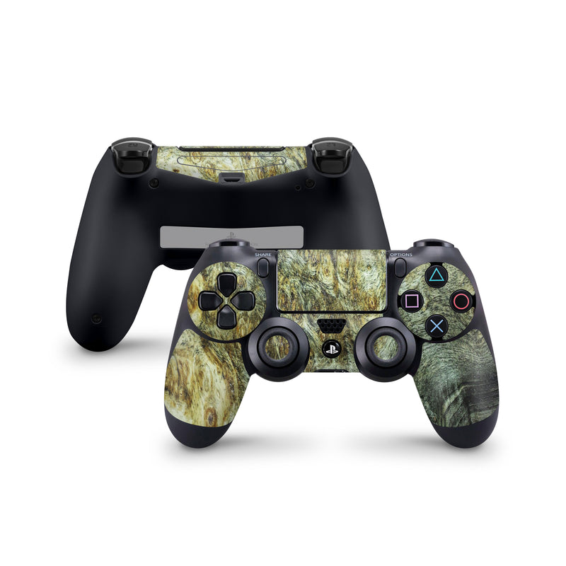 Playstation 4 Controller Stabilized Wood Collection - JW Skinz