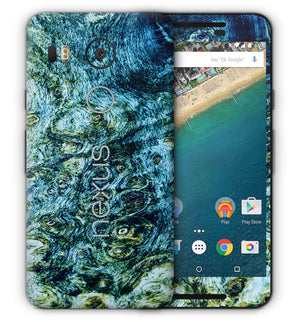 Google Nexus 5X Phone Skins Stabilized Wood - JW Skinz