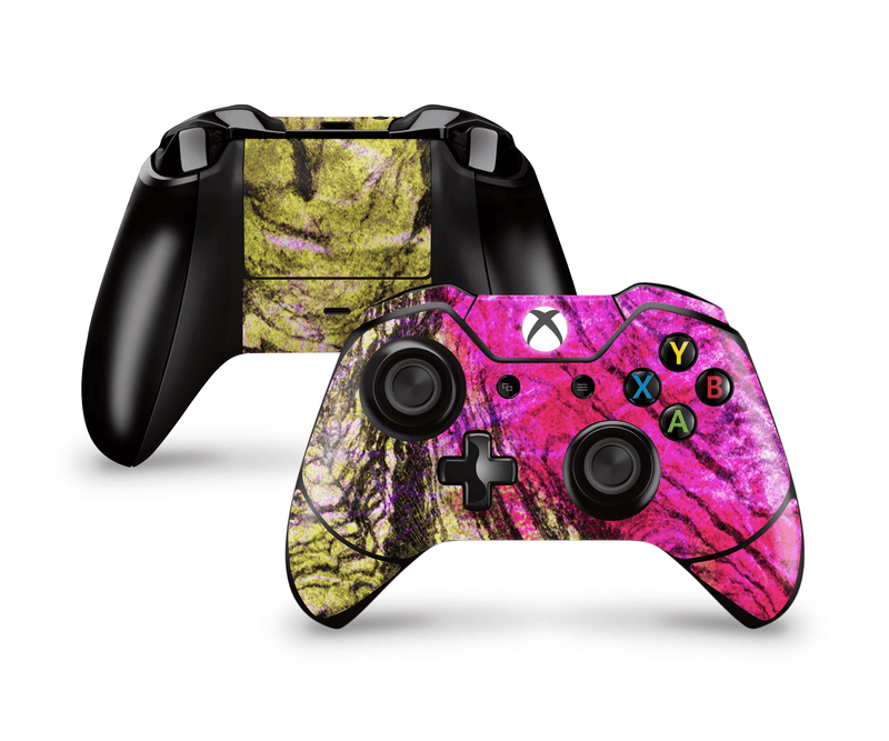 XBox One Controller Stabilized Wood Collection - JW Skinz
