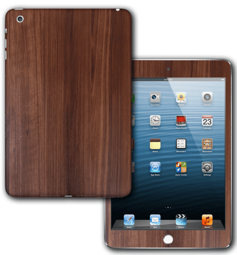 iPad mini 3 / mini 4 Woodgrain Collection - JW Skinz