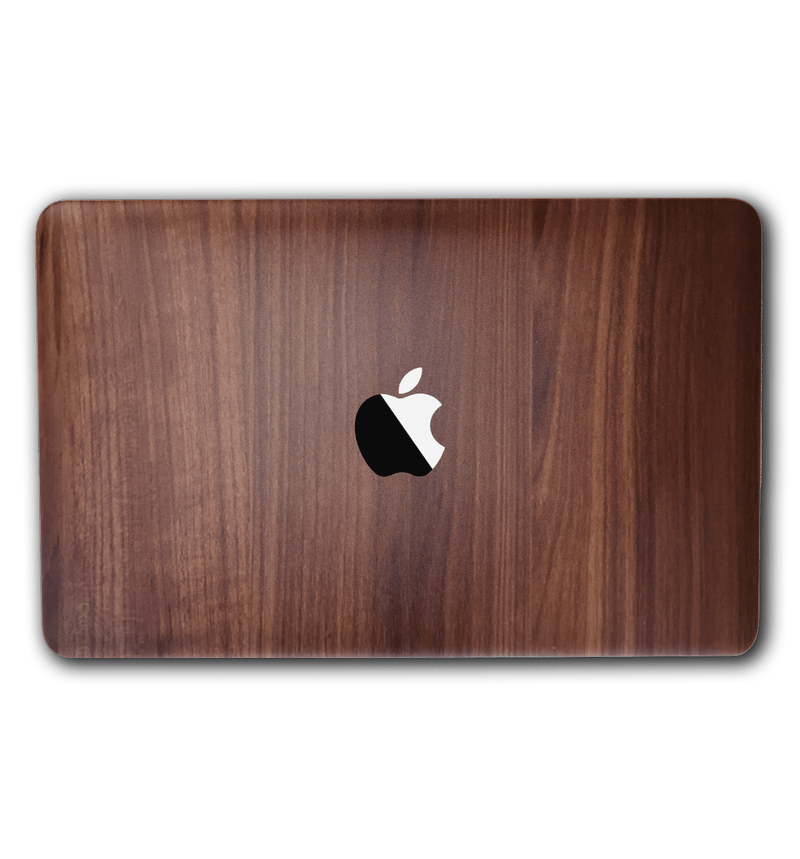 "Macbook Pro 13"" without Touch Bar Woodgrain Collection - JW Skinz"