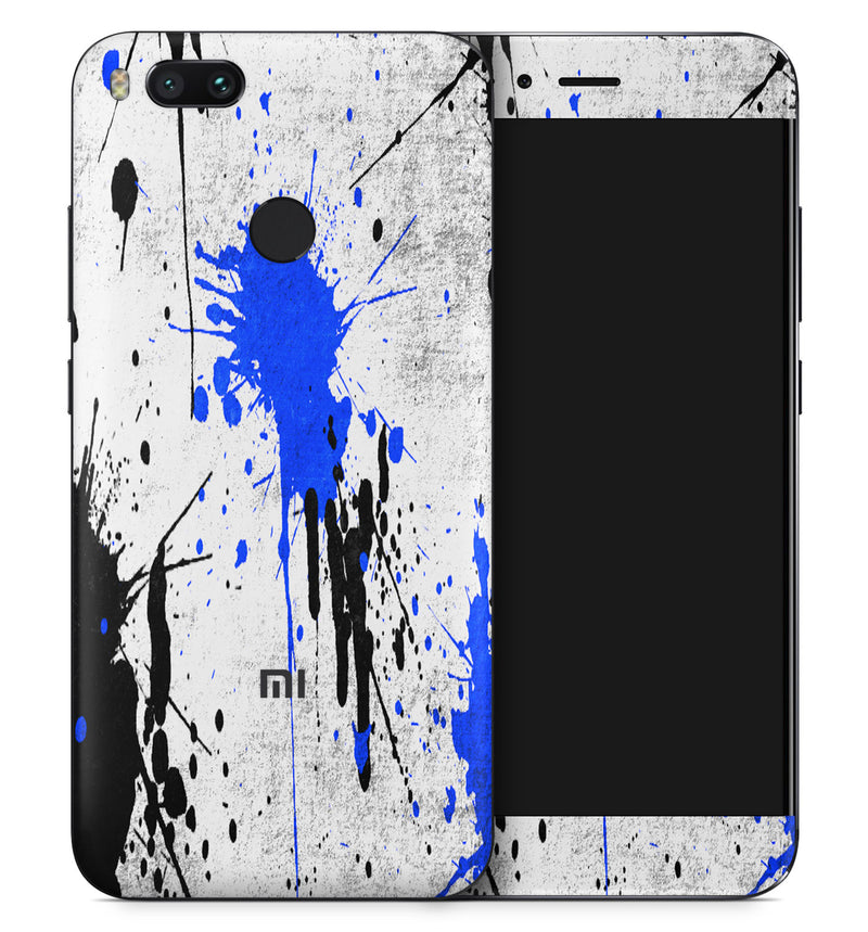 Xiaomi Mi A1 Paint Splatter Collection - JW Skinz