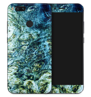 Xiaomi Mi A1 Phone Skins Stabilized Wood - JW Skinz