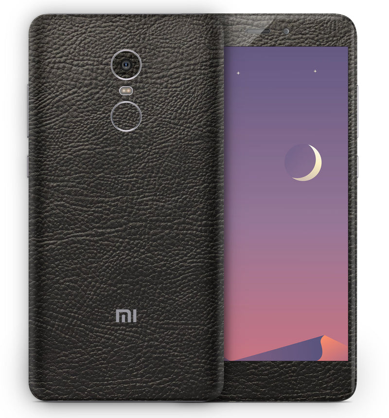 Xiaomi Redmi Note 4 Phone Skins Textured - JW Skinz