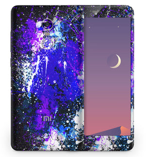 Xiaomi Redmi Note 4 Phone Skins Paint Splatter - JW Skinz