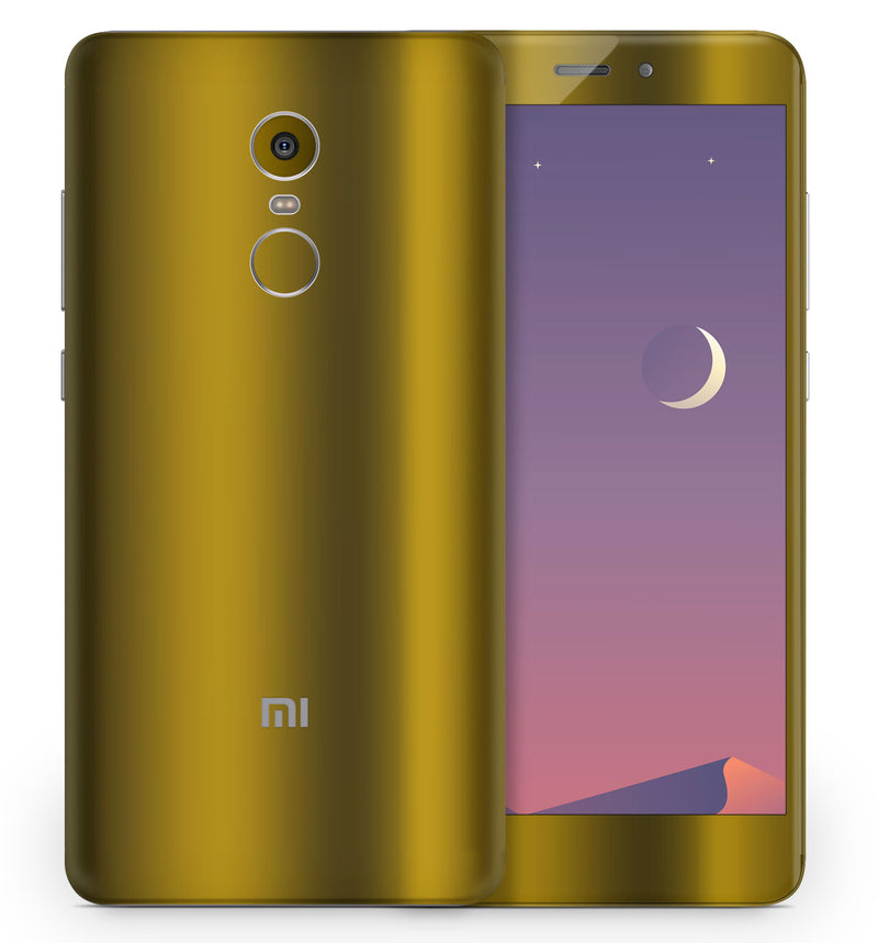 Xiaomi Redmi Note 4 Phone Skins Chrome - JW Skinz