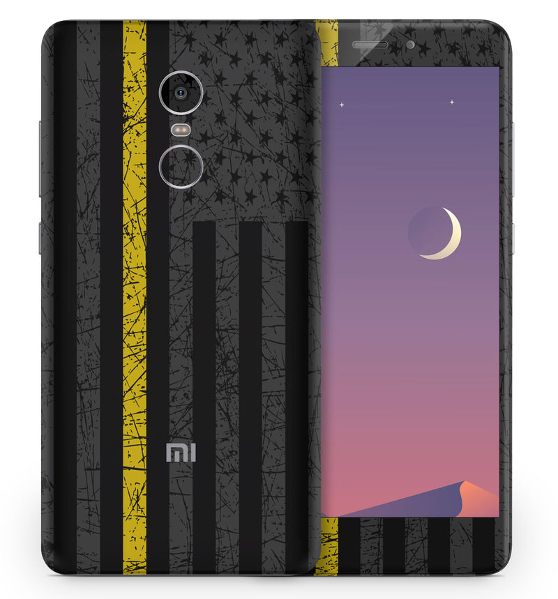 Xiaomi Redmi Note 4 Freedom Collection - JW Skinz