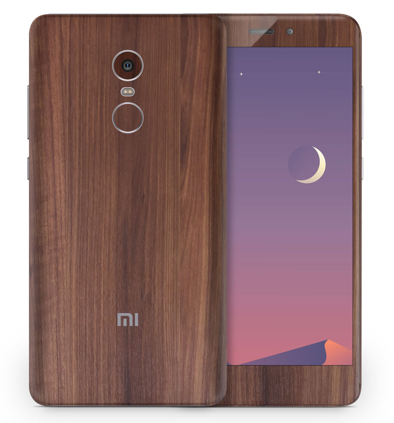 Xiaomi Redmi Note 4 Woodgrain Collection - JW Skinz