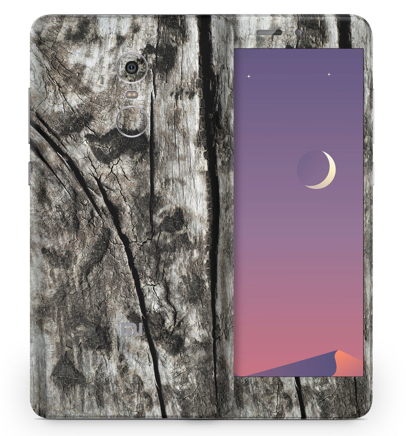 Xiaomi Redmi Note 4 Phone Skins Woodgrain