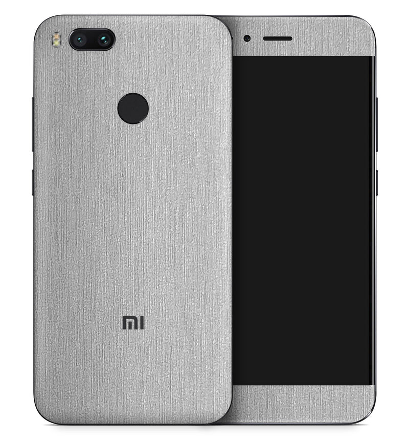 Xiaomi Mi A1 Brushed Aluminum Collection - JW Skinz