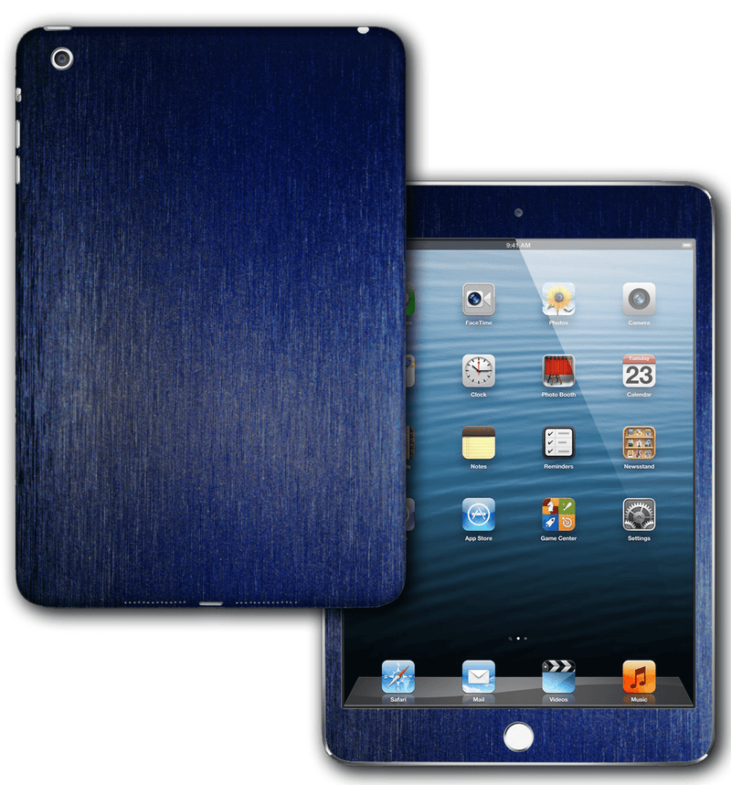 iPad mini 3 / mini 4 Brushed Aluminum Collection - JW Skinz