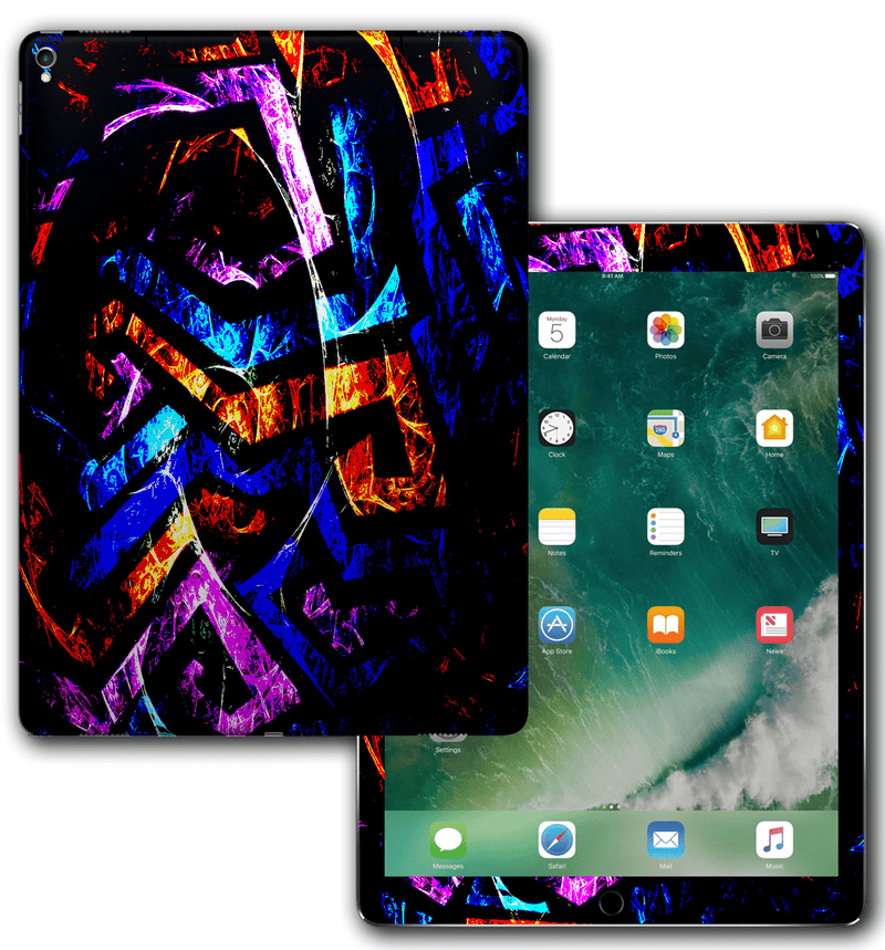 iPad Pro 12.9 Abstract Collection - JW Skinz
