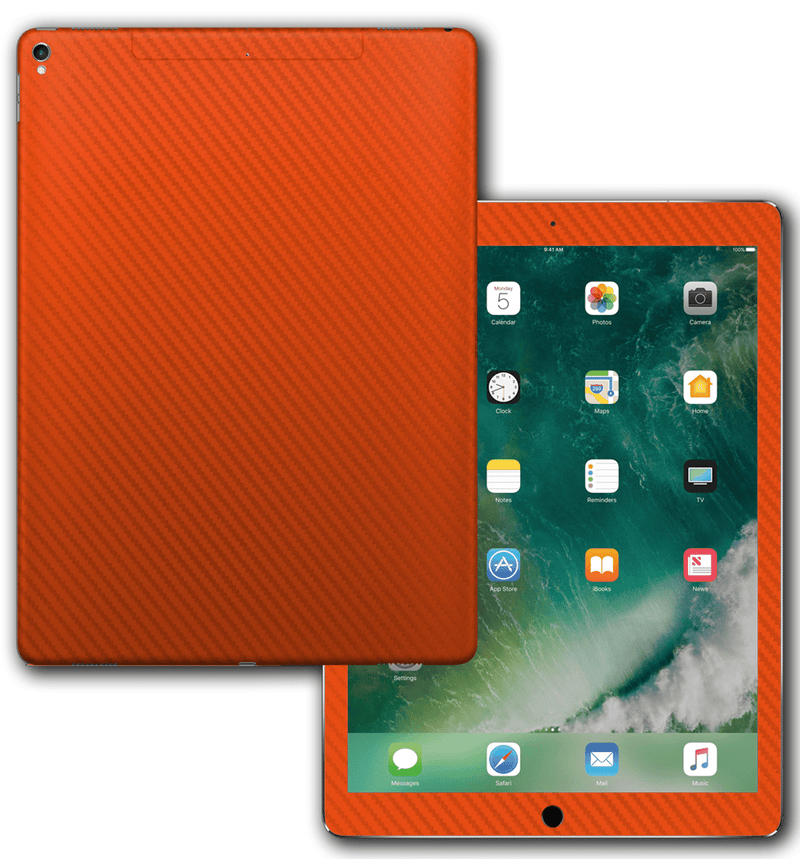 iPad Pro 12.9 Carbon fiber Collection - JW Skinz