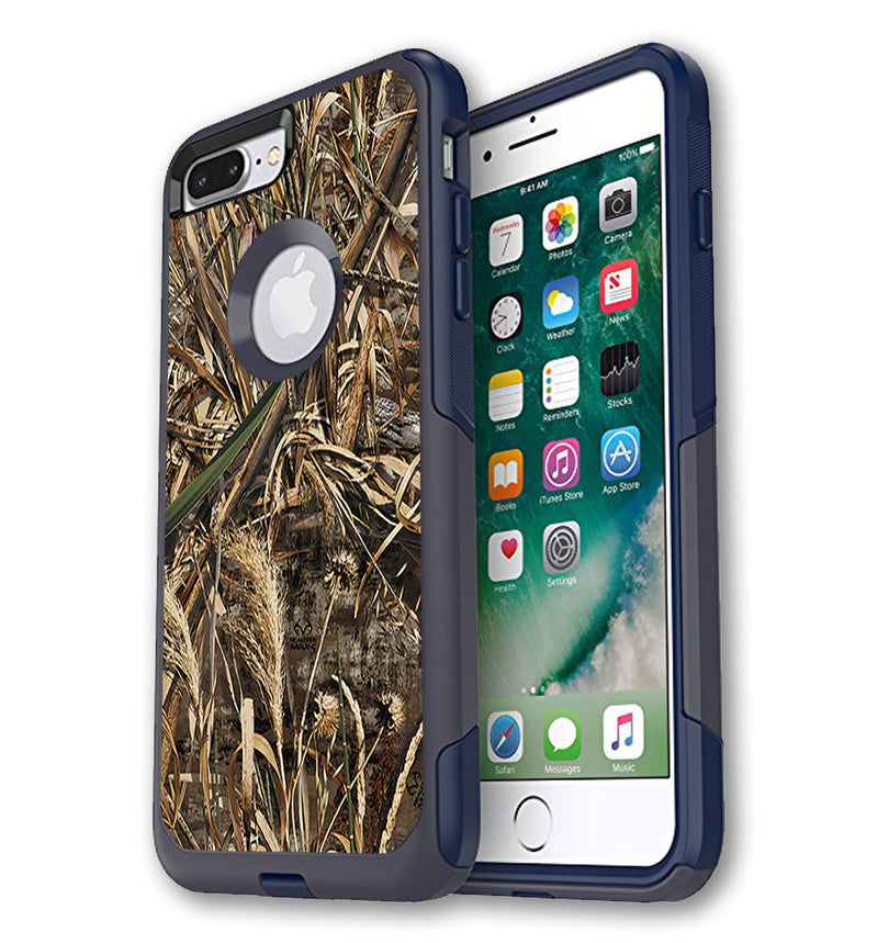 OtterBox Commuter Skin iPhone 7/8 Plus Camo - JW Skinz