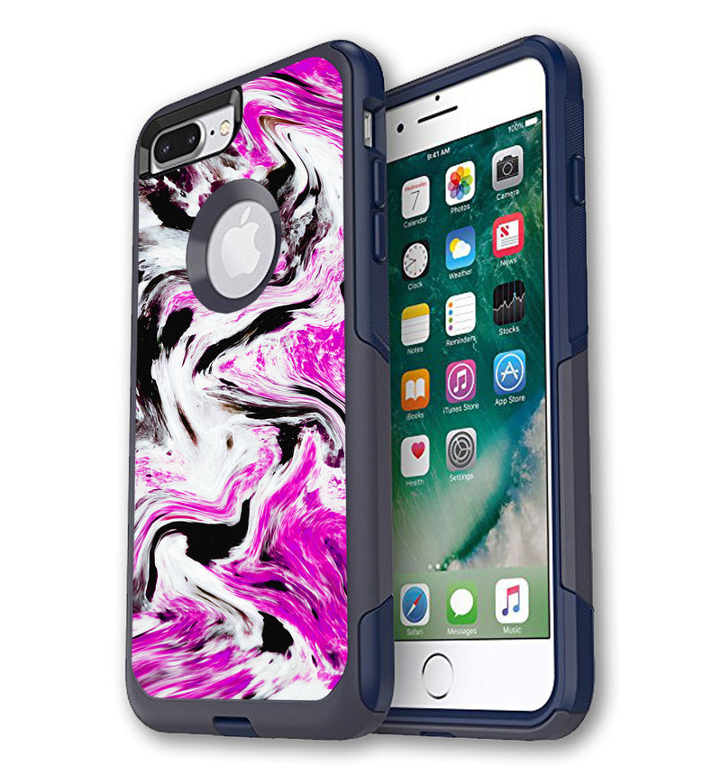 OtterBox Commuter Skin iPhone 7/8 Plus Exotic Granite