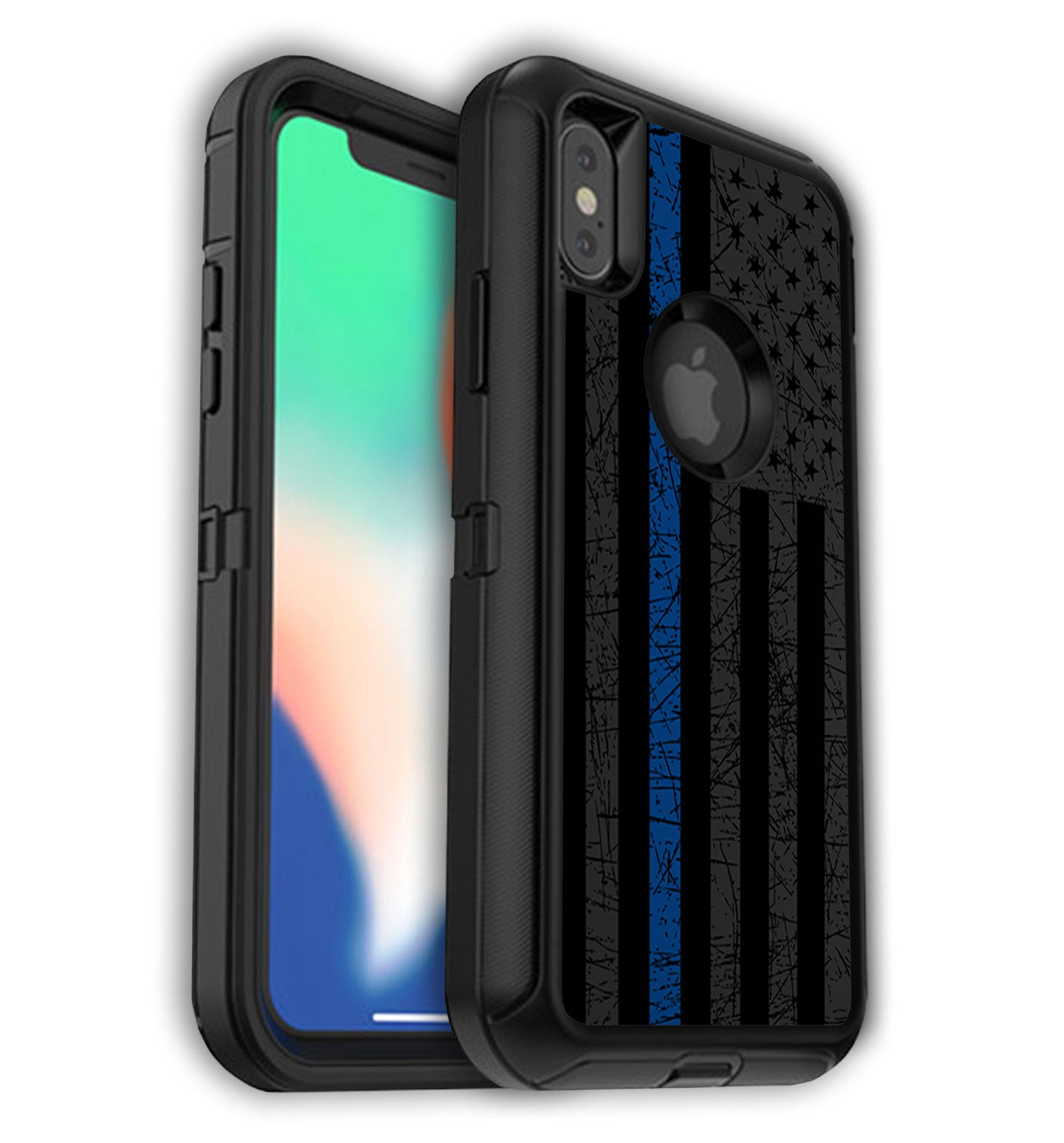 release date: d2676 57901 iPhone XS Max OtterBox Defender Skins with Logo cutout