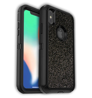 OtterBox Defender decorative skins for iPhone X/XS.  Custom OtterBox covers for iPhone XS.  Unique OtterBox designs that protect and give your new iPhone XS the style it deserves.