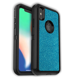 OtterBox Defender Skin iPhone X Sparkle