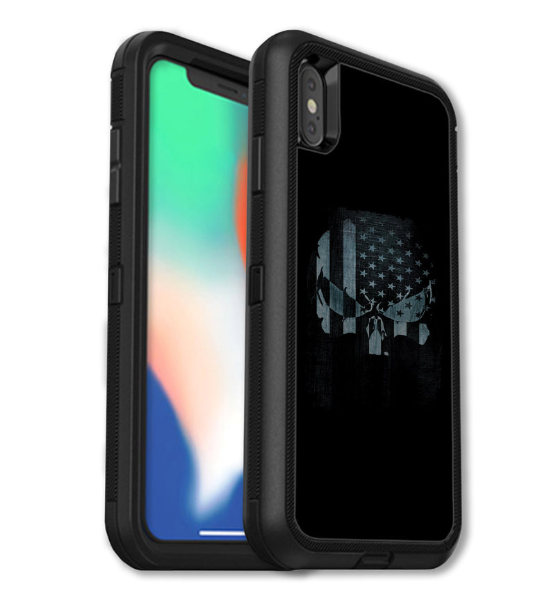 OtterBox Defender Skins iPhone Xs Max Freedom