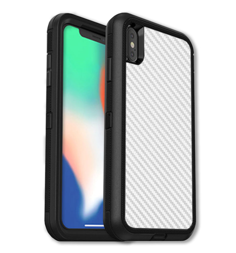OtterBox Defender Skins iPhone Xs Max Carbon