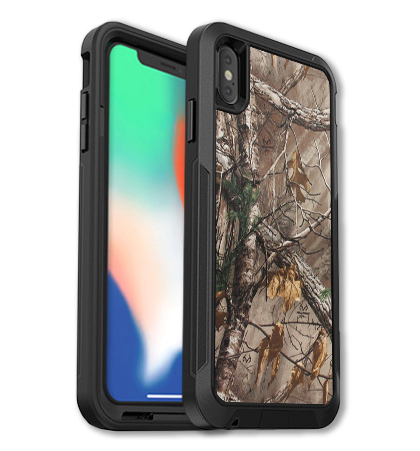 new product 5b825 57686 OtterBox Pursuit Skins iPhone Xs Max Camo