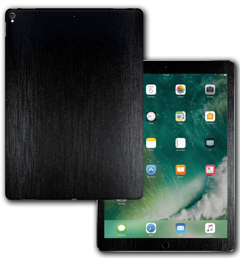 iPad Pro 12.9 Brushed Aluminum Collection - JW Skinz