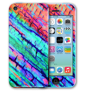 iPhone 5 C Phone Skins Abstract - JW Skinz