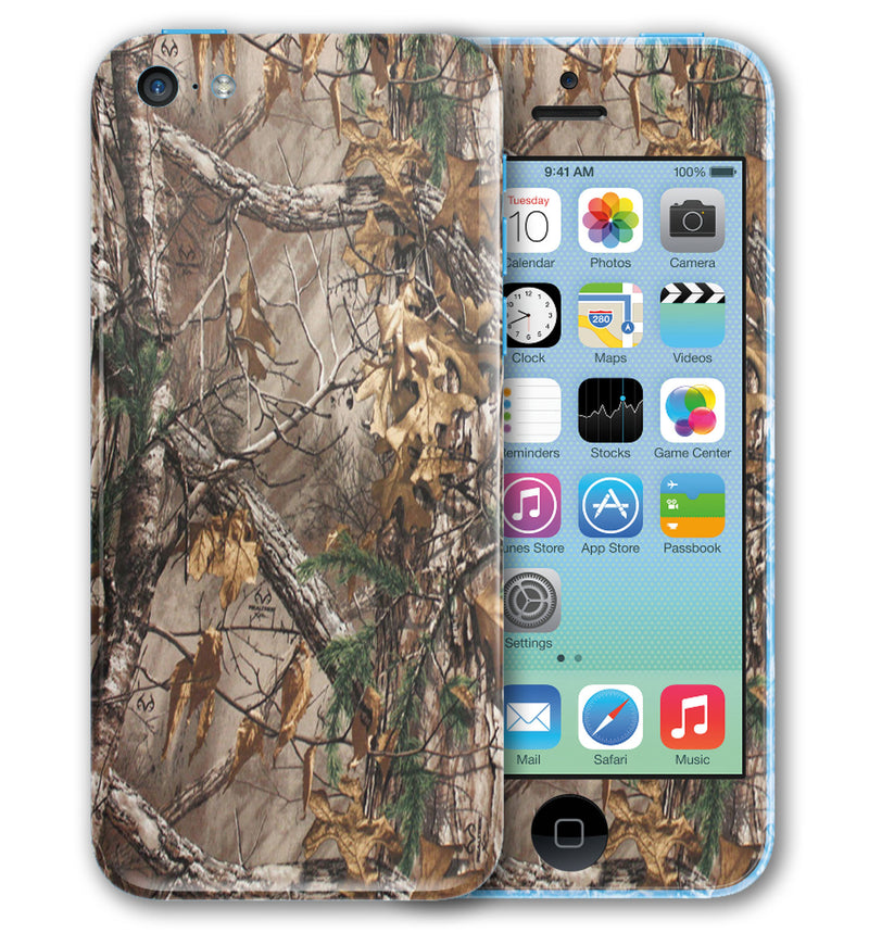 iPhone 5 C Phone Skins Camo - JW Skinz