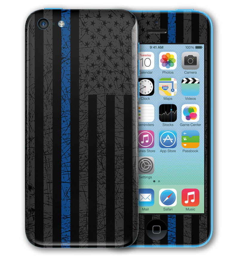 iPhone 5 C Phone Skins Freedom - JW Skinz