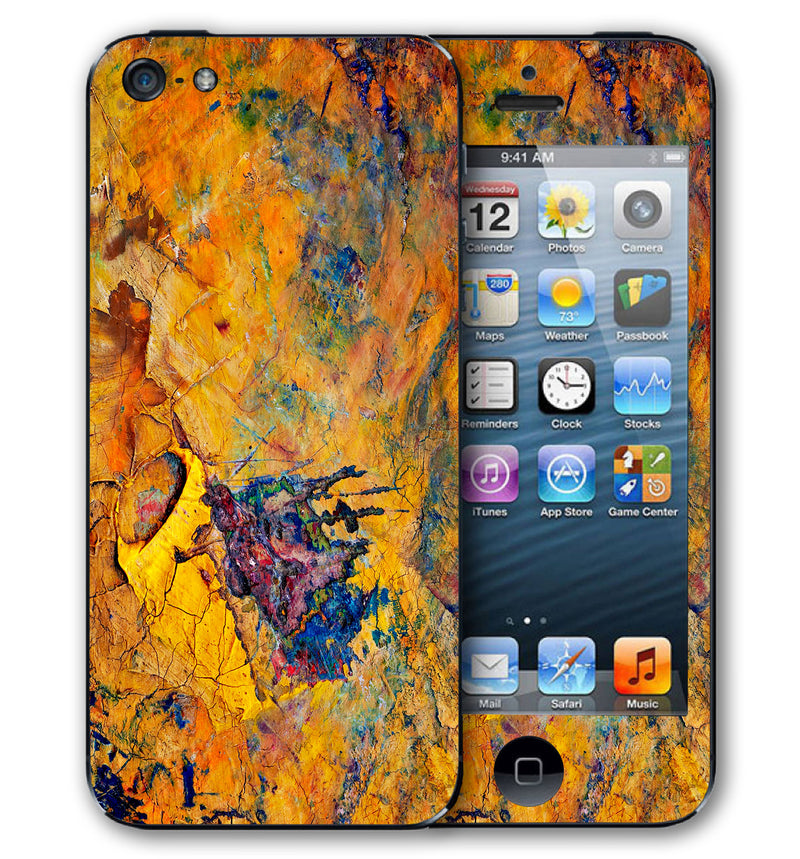 iPhone 5 Phone Skins Marble - JW Skinz