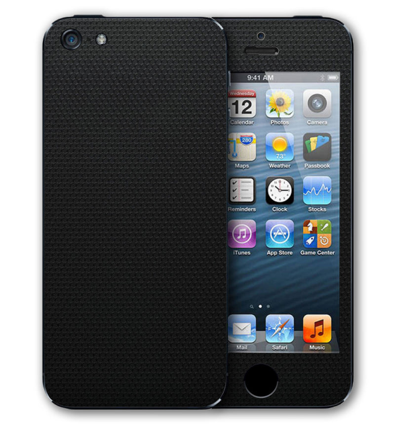 iPhone 5 S / SE Phone Skins Textured - JW Skinz