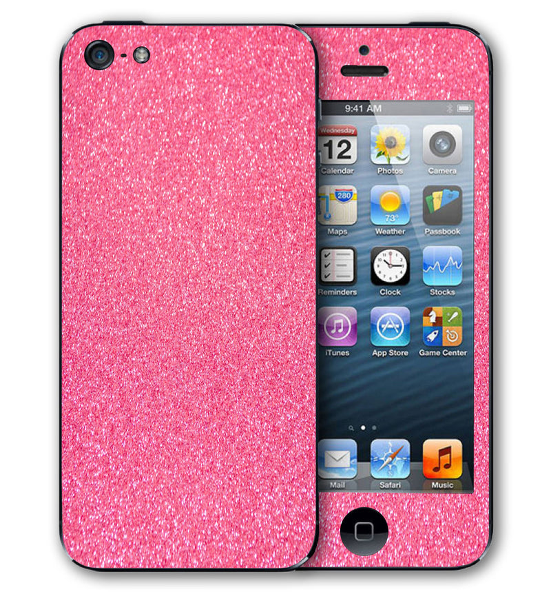 iPhone 5 Phone Skins Sparkle - JW Skinz