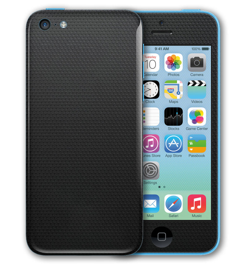 iPhone 5 C Phone Skins Textured - JW Skinz