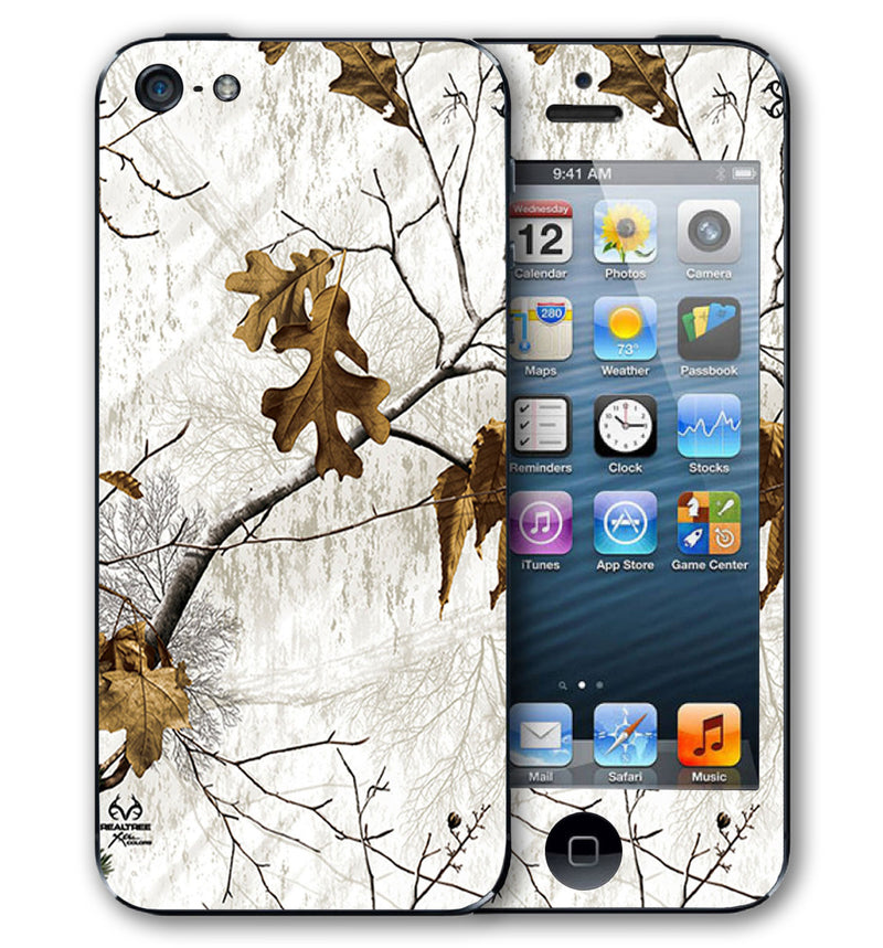 iPhone 5 Phone Skins Camo - JW Skinz