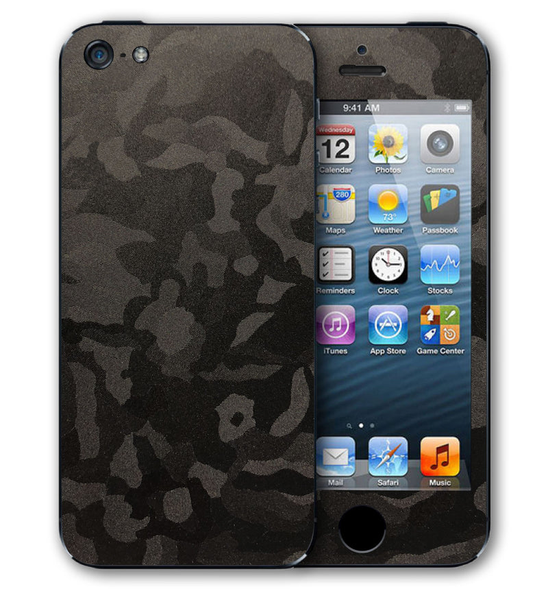 iPhone 5 S / SE Phone Skins Camo - JW Skinz