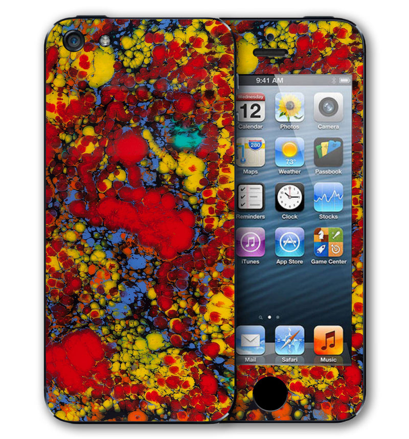 iPhone 5 S / SE Phone Skins Marble - JW Skinz