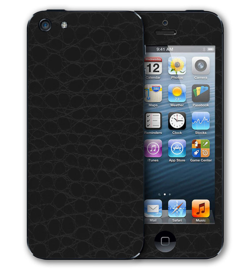 iPhone 5 Phone Skins Textured - JW Skinz